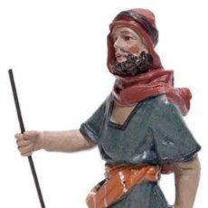 Figuras de Belén: FIGURA BELÉN PAJE MELCHOR SERIE 11 MAYO. Lote 137177021