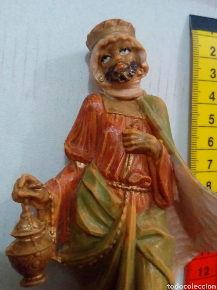 Figuras de Belén: Los tres reyes magos - Foto 2 - 139247241