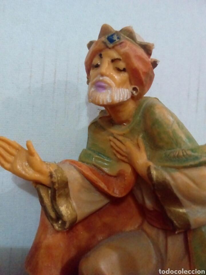 Figuras de Belén: Los tres reyes magos - Foto 3 - 139247241