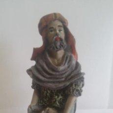 Figuras de Belén: LEÑADOR / FIGURA DE BELEN / MARMOLINA O RESINA ¡¡ ENVIO GRATIS ¡¡. Lote 139289682