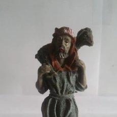 Figuras de Belén: PASTOR CON OVEJAS / FIGURA DE BELEN / MARMOLINA O RESINA ¡¡ ENVIO GRATIS ¡¡. Lote 139301538