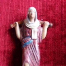 Figuras de Belén: FIGURA TERRACOTA. Lote 147579501