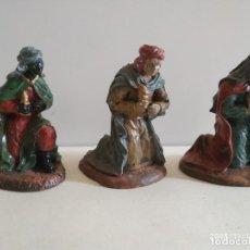 Figuras de Belén: OFRENDA REYES MAGOS BELEN. Lote 140720574