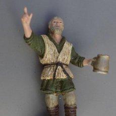 Figuras de Belén: BELEN - FIGURA PASTOR - OLIVER - DUREXINA SERIE 9CM. Lote 143017098