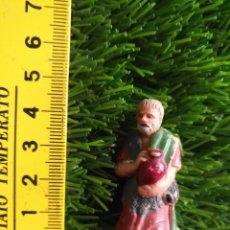 Figurines pour Crèches de Noël: HAGA SU OFERTA X LOTES - ANTIGUA FIGURA DE PORTAL DE BELEN PECH O SIMILAR - MEDIDA EN FOTO. Lote 143881378