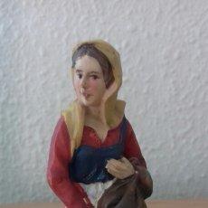 Figuras de Belén: FIGURA BELÉN. Lote 144074020
