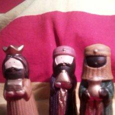 Figuras de Belén: REYES MAGOS .. Lote 144188518