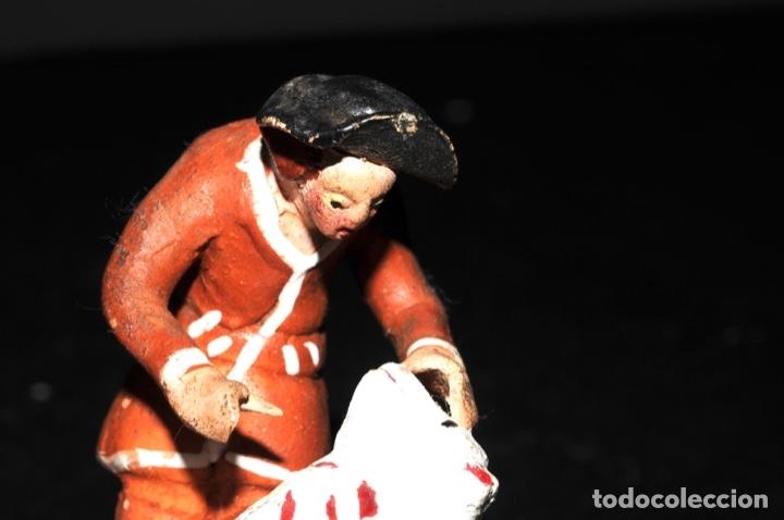 Figuras de Belén: FIGURA DE BELEN O PESSEBRE EN BARRO O TERRACOTA - Foto 4 - 145252770