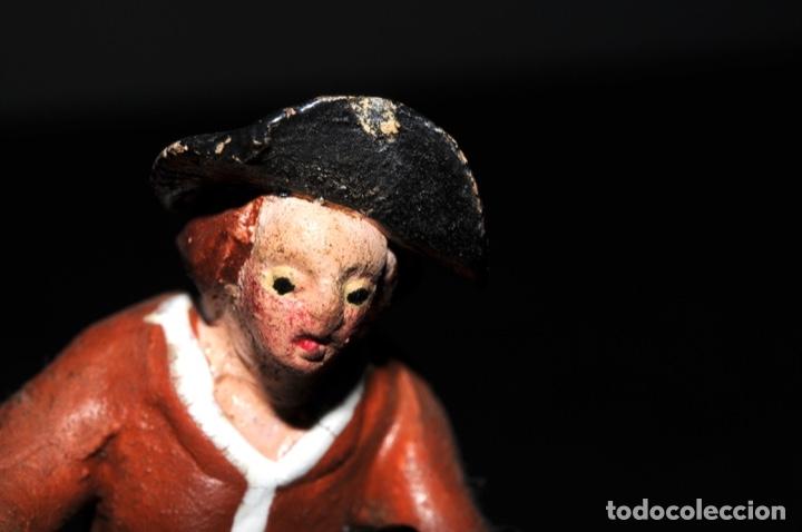 Figuras de Belén: FIGURA DE BELEN O PESSEBRE EN BARRO O TERRACOTA - Foto 5 - 145252770