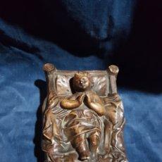 Figuras de Belén: NIÑO JESÚS PARA BELÉN DE GRAN TAMAÑO. Lote 146149976
