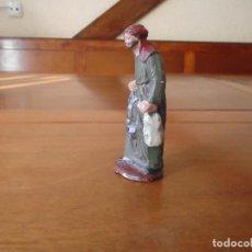 Figuras de Belén: ANTIGUA FIGURA BELÉN EN BARRO, ARTEBELÉN ORTIGAS 10,7 CM.. Lote 147109018