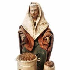 Figuras de Belén: PRECIOSA CASTAÑERA, SERRANO, MURCIA.. Lote 151189318