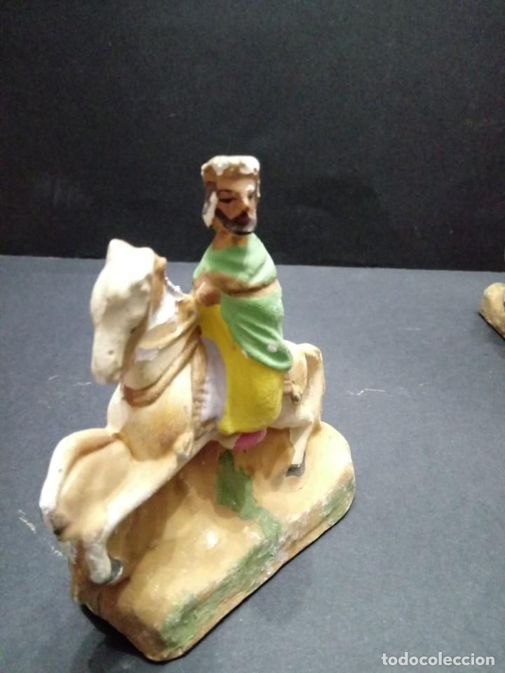 Figuras de Belén: Los Tres Reyes Magos - Foto 3 - 151641226