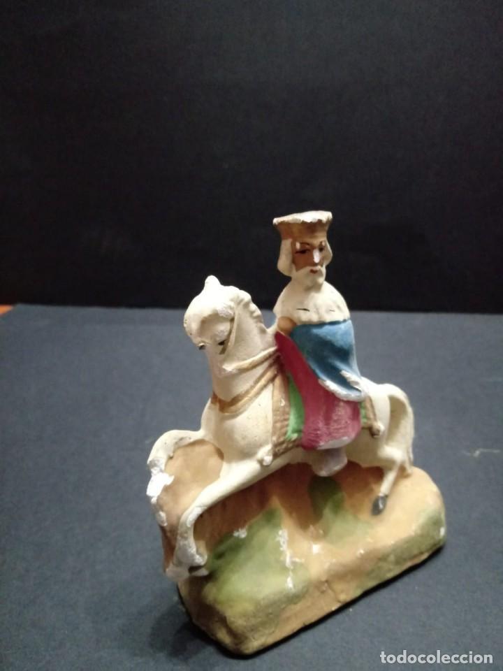 Figuras de Belén: Los Tres Reyes Magos - Foto 4 - 151641226