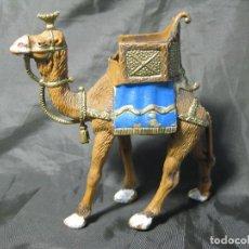 Figuras de Belén: PEDIDO MINIMO 5€ CAMELLO OLIVER 12 CM. Lote 152721634