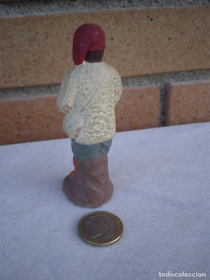 Figuras de Belén: figura de barro - Foto 2 - 155580014