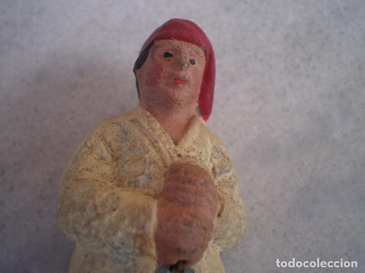 Figuras de Belén: figura de barro - Foto 3 - 155580014