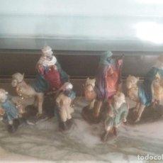 Figuras de Belén: TRES REYES MAGOS. Lote 162512002