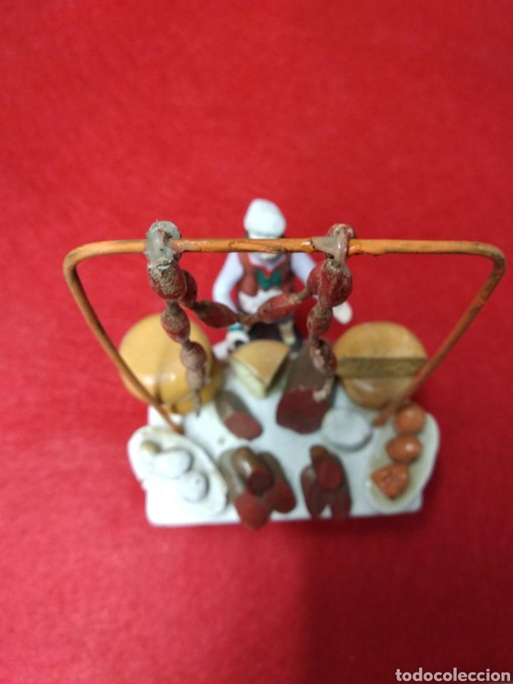 Figuras de Belén: Figura de terracota. Figura Belén. Charcutero - Foto 7 - 164447473