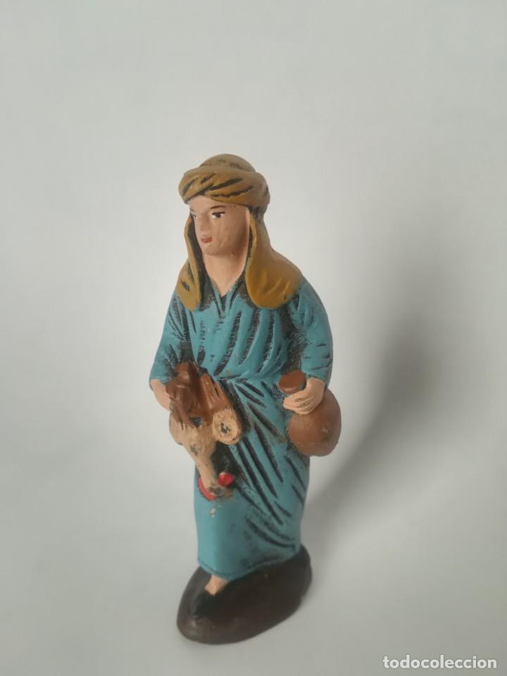 FIGURA BELEN MAESTROS ARTESANOS MURCIA (Coleccionismo - Figuras de Belén)