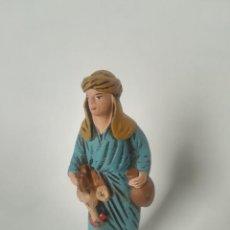 Figuras de Belén: FIGURA BELEN MAESTROS ARTESANOS MURCIA. Lote 169738500