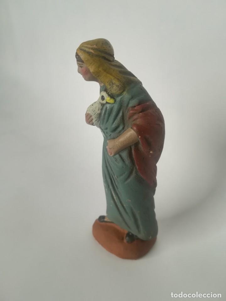 Figuras de Belén: Figura belén maestros artesanos Murcia - Foto 2 - 169738664