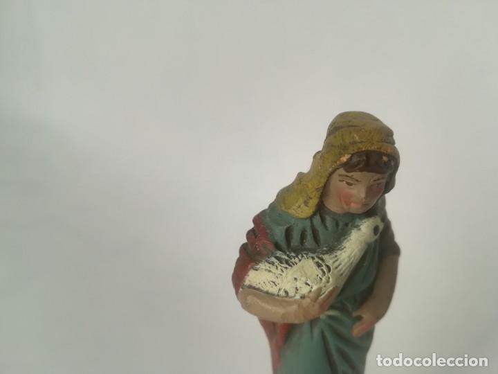 Figuras de Belén: Figura belén maestros artesanos Murcia - Foto 5 - 169738664