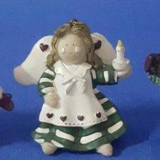 Figuras de Belén: LOTE FIGURAS DE RESINA ÁRBOL DE NAVIDAD. Lote 170591535