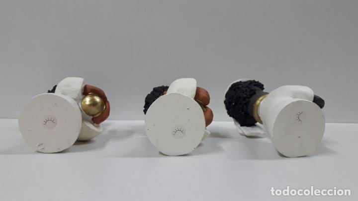 Figuras de Belén: LOS TRES REYES MAGOS - Foto 3 - 172012405
