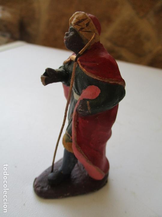 Figuras de Belén: FIGURA DE TERRACOTA PARA BELÉN 8.5 CM.- - Foto 2 - 172110260