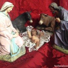 Figurines pour Crèches de Noël: NACIMIENTO BELEN OLOT SERIE 20. Lote 172784150