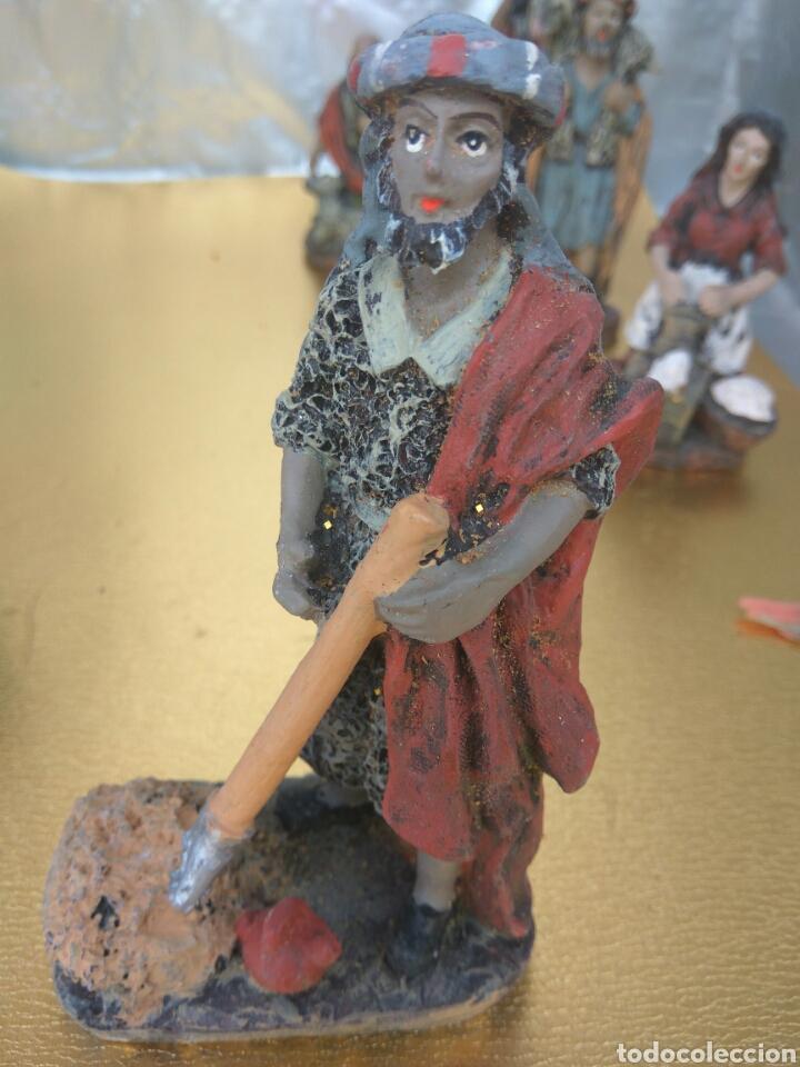 Figuras de Belén: FIGURAS BELÉN ARTESANÍA SERRANO ( MURCIA) - Foto 8 - 174486662