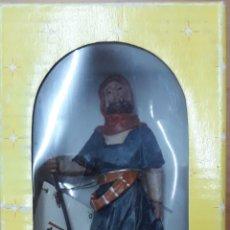 Figuras de Belén: FIGURA BELÉN PAJE DE MELCHOR. Lote 176694639
