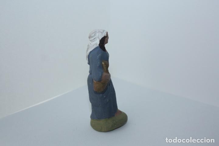 Figuras de Belén: FIGURA BARRO 8CM - Foto 2 - 178961891