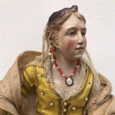 Figuras de Belén: CIRCASIANA. BELÉN NAPOLITANO.. Lote 179006015