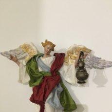 Figuras de Belén: ÁNGEL. BELEN NAPOLITANO . Lote 179151442