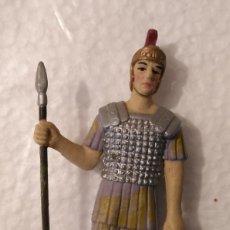 Figuras de Belén: FIGURA SOLDADO ROMANO PARA PORTAL DE BELÉN O NACIMIENTO DE NAVIDAD. Lote 179534998