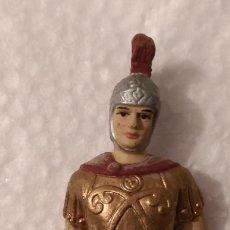 Figuras de Belén: FIGURA CENTURIÓN ROMANO PARA PORTAL DE BELÉN O NACIMIENTO DE NAVIDAD. Lote 179535442