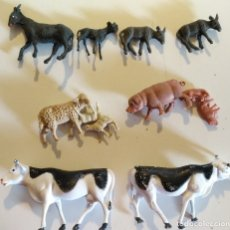 Figuras de Belén: LOTE ANIMALES PARA PORTAL DE BELÉN O NACIMIENTO DE NAVIDAD. Lote 180313127