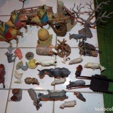 Figuras de Belén: LOTE FIGURAS BELÉN. Lote 181474890