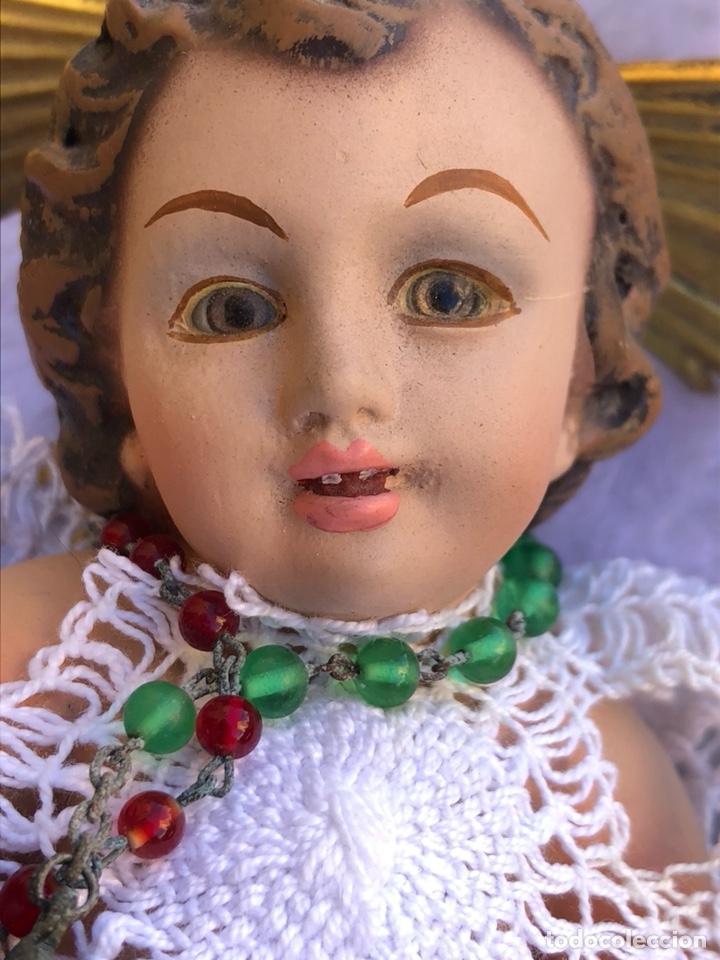Figuras de Belén: Bonito niño Jesús ideal para nacimiento - Foto 2 - 182076677