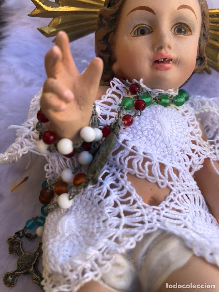 Figuras de Belén: Bonito niño Jesús ideal para nacimiento - Foto 3 - 182076677