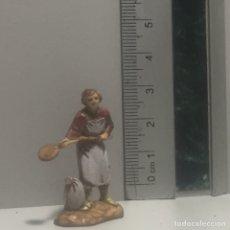 Figuras de Belén: BELEN FIGURA BELEN PLÁSTICO. Lote 183990963