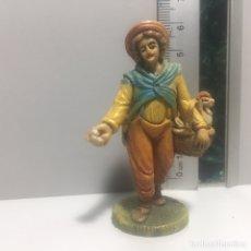 Figuras de Belén: BELEN FIGURA BELEN PLÁSTICO. Lote 183993801