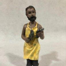 Figuras de Belén: FIGURA DE PESCADERO. Lote 184100513