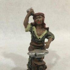 Figuras de Belén: FIGURA DE HERRERO. Lote 184104800