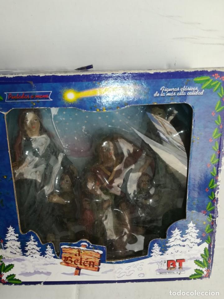 Figuras de Belén: 3 preciosas figuras Belén alta calidad Boys Toys S.A - Foto 13 - 184350282