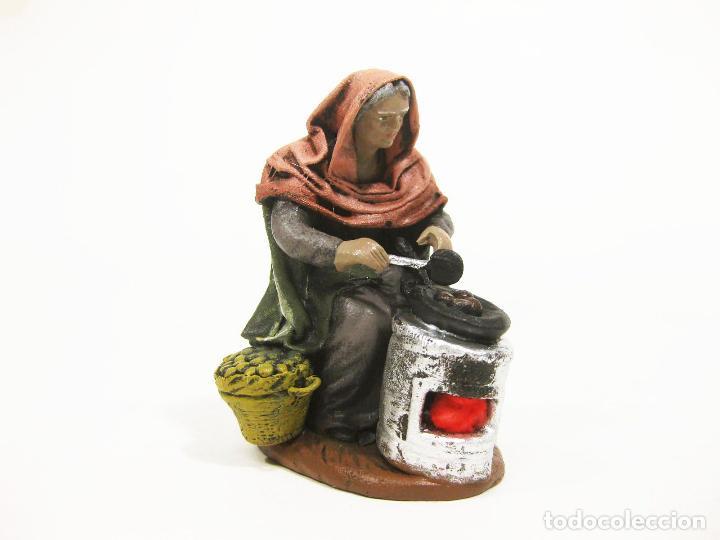Figura castañera belen navidad