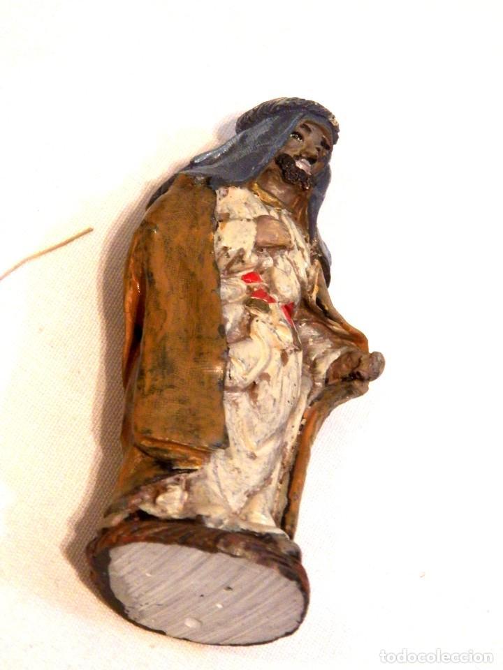 Figuras de Belén: Figuras de Belen, Figuras de Resina, Escena de Navidad, Figuras Navidad Jesús, 5 Figuras - Foto 5 - 187498567