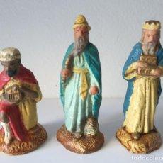 Figuras de Belén: REYES ADORANDO *** FIGURAS BELÉN. Lote 189344461
